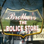 Photo taken at Brother's Police Store by DanLikes on 1/3/2013