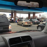 Photo taken at Costco Gasoline by Bj D. on 12/5/2013