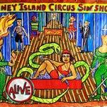 Photo taken at Coney Island USA - Museum & Freak Show by Coney Island USA - Museum & Freak Show on 5/10/2014