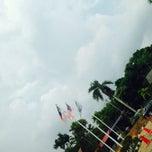 Photo taken at International College of Yayasan Melaka (ICYM) by Deksueabdullah on 4/24/2015