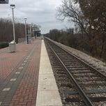 Photo taken at Hurst / Bell Station (TRE) by Oscar F. on 12/11/2014
