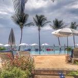 Photo taken at Lanta Casuarina Beach Resort Koh Lanta by Irina G. on 2/18/2015