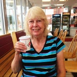 Photo taken at Honey Dew Donuts by Timothy S. on 8/18/2013