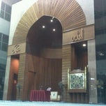 Photo taken at Al Iman Mosque by Where's Uncle Flea? on 10/22/2012