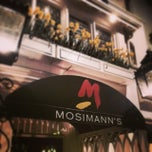 Photo taken at Mosimann's by Simon M. on 3/20/2014