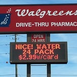 Photo taken at Walgreens by George S. on 12/23/2012