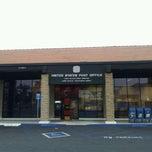 Photo taken at U. S. Post Office by Dan W. on 10/20/2012