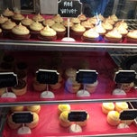Photo taken at Miss Priss Cupcakes & such by Marissa R. on 8/30/2014