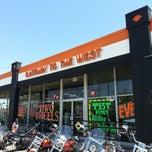 Photo taken at Gateway Harley-Davidson by Tina W. on 5/13/2013