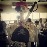 Photo taken at Laboratório de Anatomia by Ranieli M. on 6/5/2013