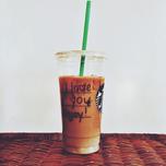 Photo taken at Starbucks by Yext Y. on 10/24/2014