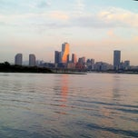 Photo taken at Han River Bicycle Path 한강 자전거도로 by trinity s. on 6/20/2013