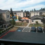 Photo taken at Foothill Commons Apartments by Ramesh L. on 8/25/2013