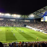 Photo taken at Sporting Park by James T. on 3/31/2013