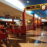 Photo taken at Cines Unidos by Andre R. on 8/26/2014