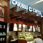 Photo taken at Carrıbou Cafe @ Burj Vıews by Joe K. on 5/9/2014