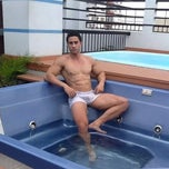Photo taken at Orly Suites Corrientes by Esteban C. on 9/14/2014