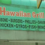 Photo taken at Hawaiian Grill by Lamont S. on 3/4/2013