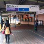 Photo taken at Redfern Station (Concourse) by Tengu T. on 5/27/2013
