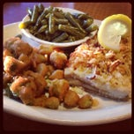 Photo taken at Luby's by Elaine M. on 7/12/2013