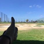 Photo taken at Newport Beach Golf Course by Jennifer D. on 7/11/2014