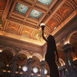 Photo taken at Library of Congress by Yuanwei H. on 12/21/2012
