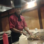 Photo taken at Yoshida Japanese Steak House by Bonnie K. on 6/28/2014