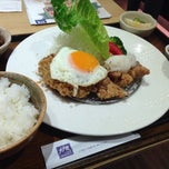Photo taken at 大戶屋 Ootoya by 宇霖 劉. on 8/6/2014