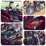 Photo taken at Mabua Harley-Davidson by Mahatma S. on 5/1/2013