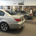Photo taken at Hendrick BMW by Dionne on 2/5/2015