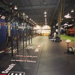 Photo taken at Reebok CrossFit One Gym by Joshua R. on 3/15/2015