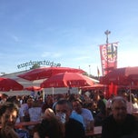 Photo taken at Fischer Toni - Volksfest Olching by Wolfgang S. on 6/22/2014