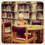 Photo taken at Durham County Library by Amy J. on 10/5/2013