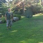 Photo taken at Shinzen Japanese Garden by Juanita on 7/28/2014