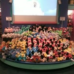 Photo taken at Disney Store by Kayla A. on 7/3/2014