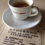 Photo taken at 魚羊鮮豆 Mellow Quaffable Coffee Shop by Raven A. on 1/31/2015