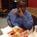 Photo taken at Popeyes Chicken and Biscuits by Woody M. on 3/1/2014