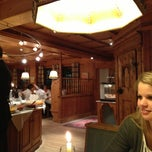 Photo taken at Hotel Zur Dorfschmiede **** by Bert S. on 3/8/2013