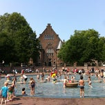 Photo taken at Oosterpark by Pieter B. on 7/5/2013