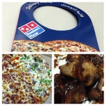 Photo taken at Domino's Pizza by Dan Ronald S. on 12/26/2013
