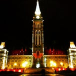Photo taken at Parliament Hill by Rob W. on 8/1/2013