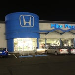 Photo taken at Mike Piazza Honda by Don H. on 12/4/2012