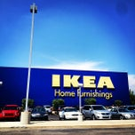 Photo taken at IKEA Canton by Brent B. on 7/14/2012