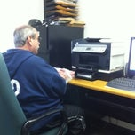 Photo taken at Yorktown Fire Department by Becky M. on 4/23/2012