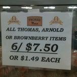 Photo taken at Entenmann's Bakery Outlet by John C. on 4/28/2012