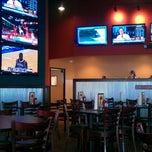 Photo taken at Buffalo Wings & Rings by Flint H. on 3/9/2012