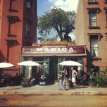 Photo taken at Madiba Restaurant by Brandon B. on 9/1/2012