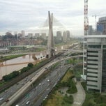Photo taken at Grand Hyatt São Paulo by Gul G. on 2/13/2012