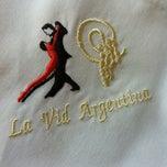 Photo taken at La Vid Argentina by Paola S. on 4/2/2012