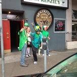 Photo taken at McKenzie's Bar by Stas G. on 3/17/2012